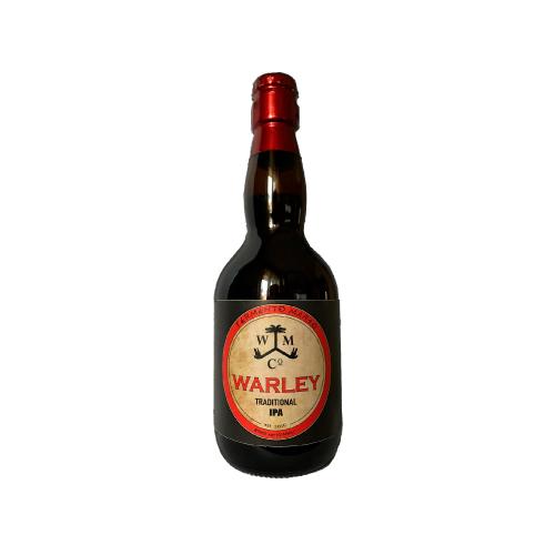 Birra Warley di Fermento Marso