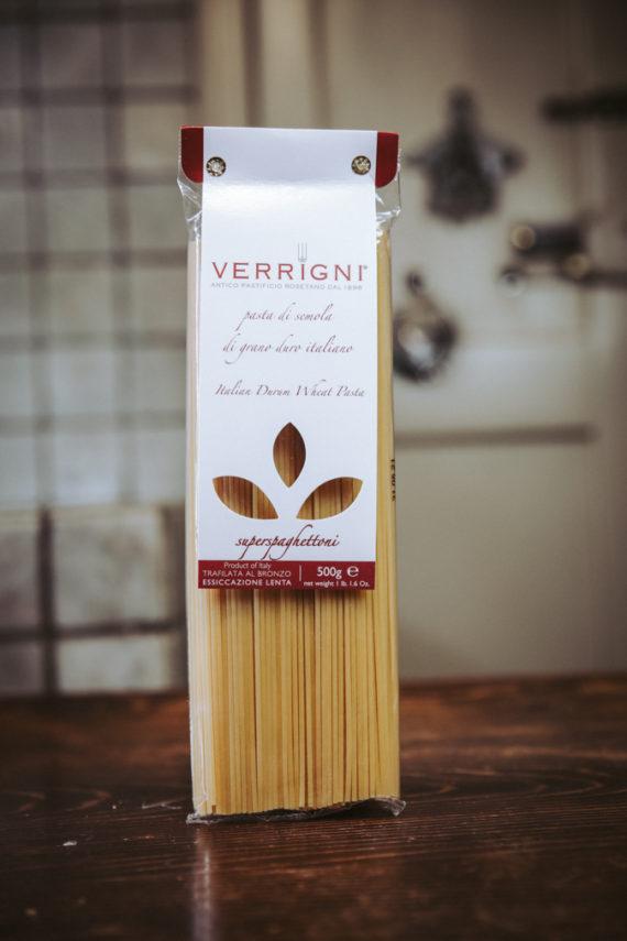 super spaghettone verrigni