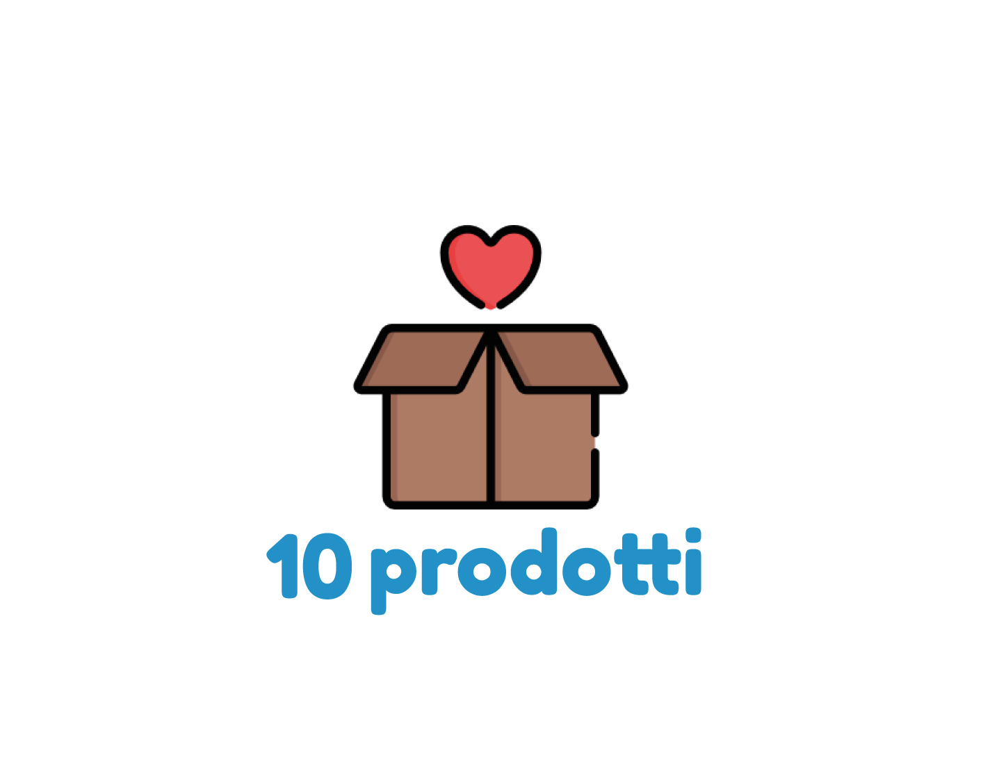 Food Box 10 Prodotti