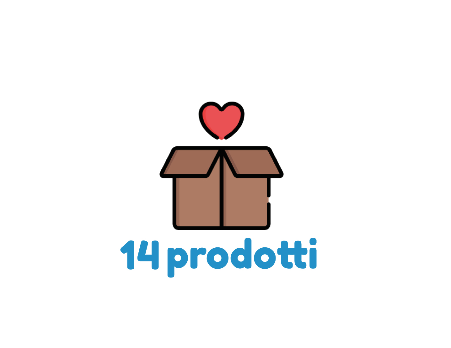 Food Box 14 Prodotti