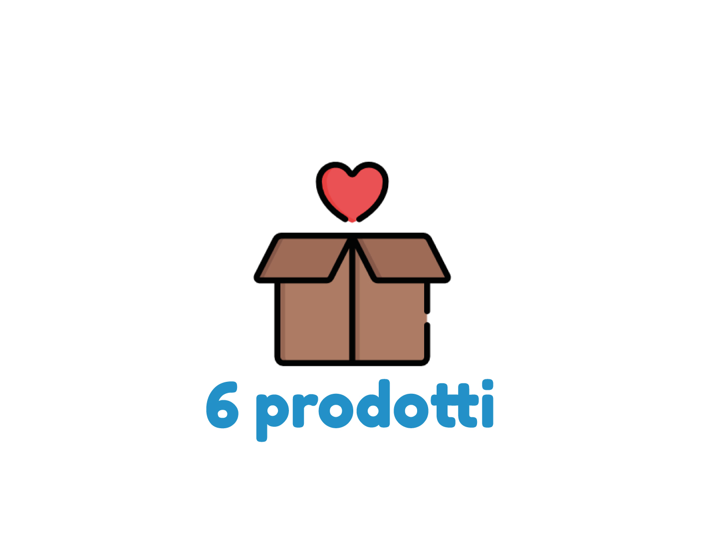 Food Box 6 Prodotti