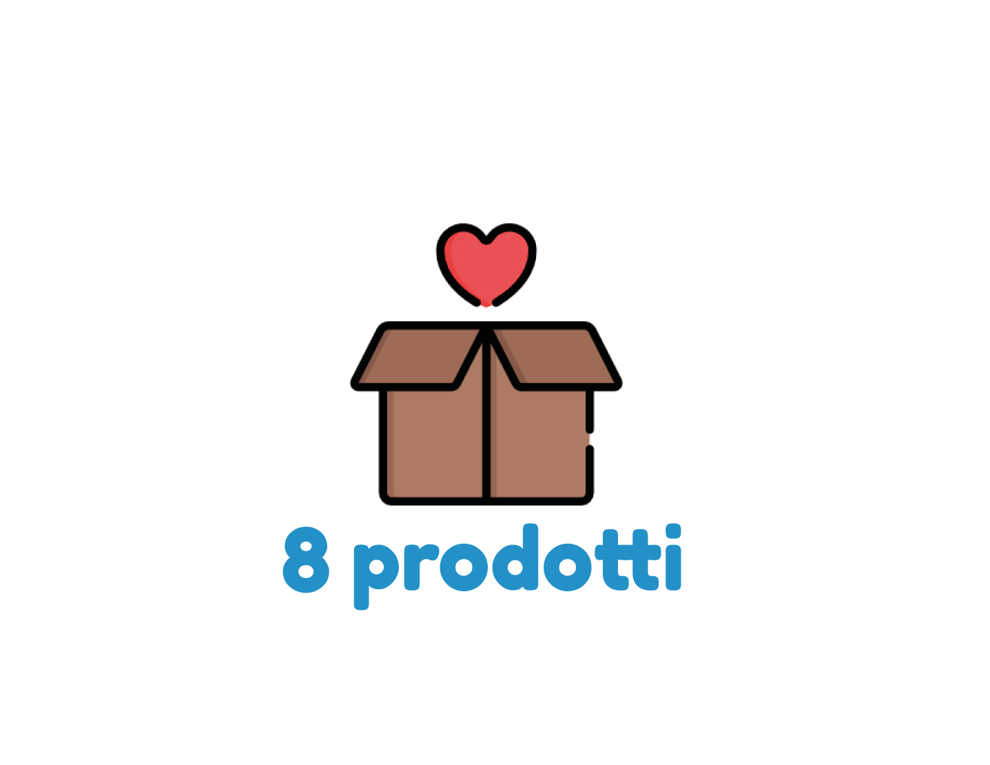 Food Box 8 Prodotti