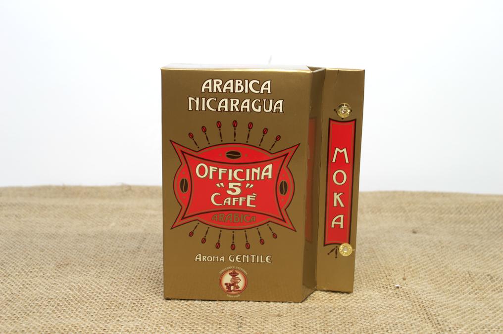 "Miscela Gentile ""Officina 5 Caffè"""