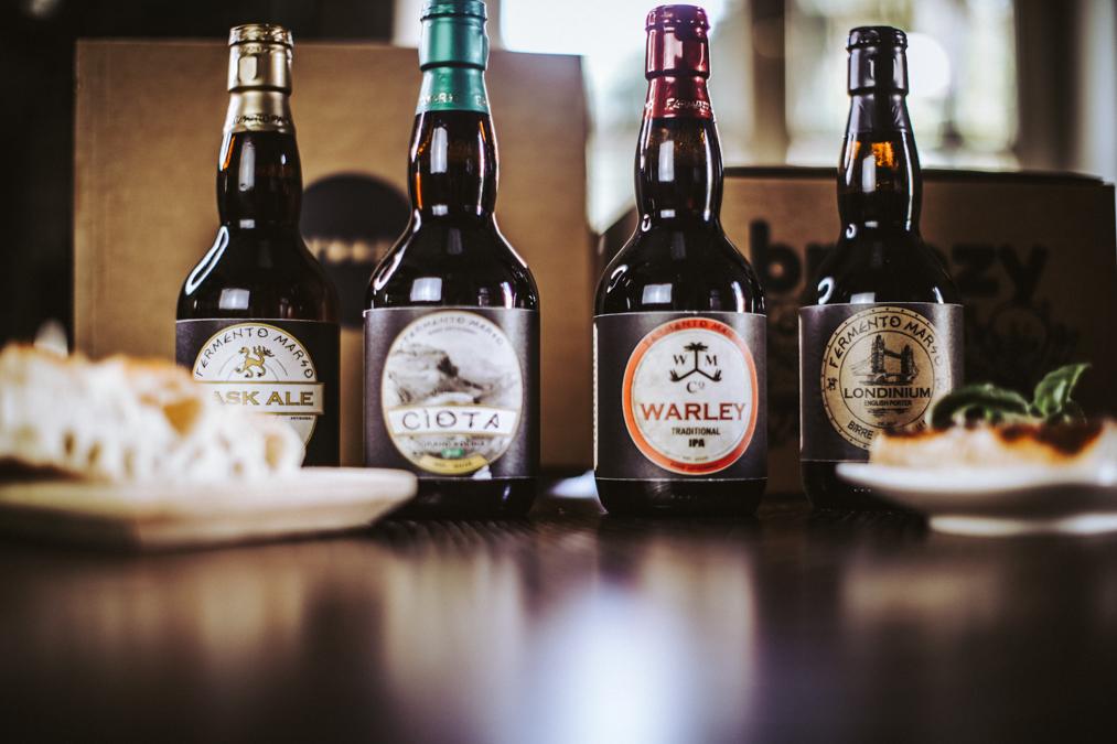 Beer Box Fermento Marso