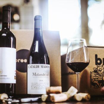 vino rosso broozy