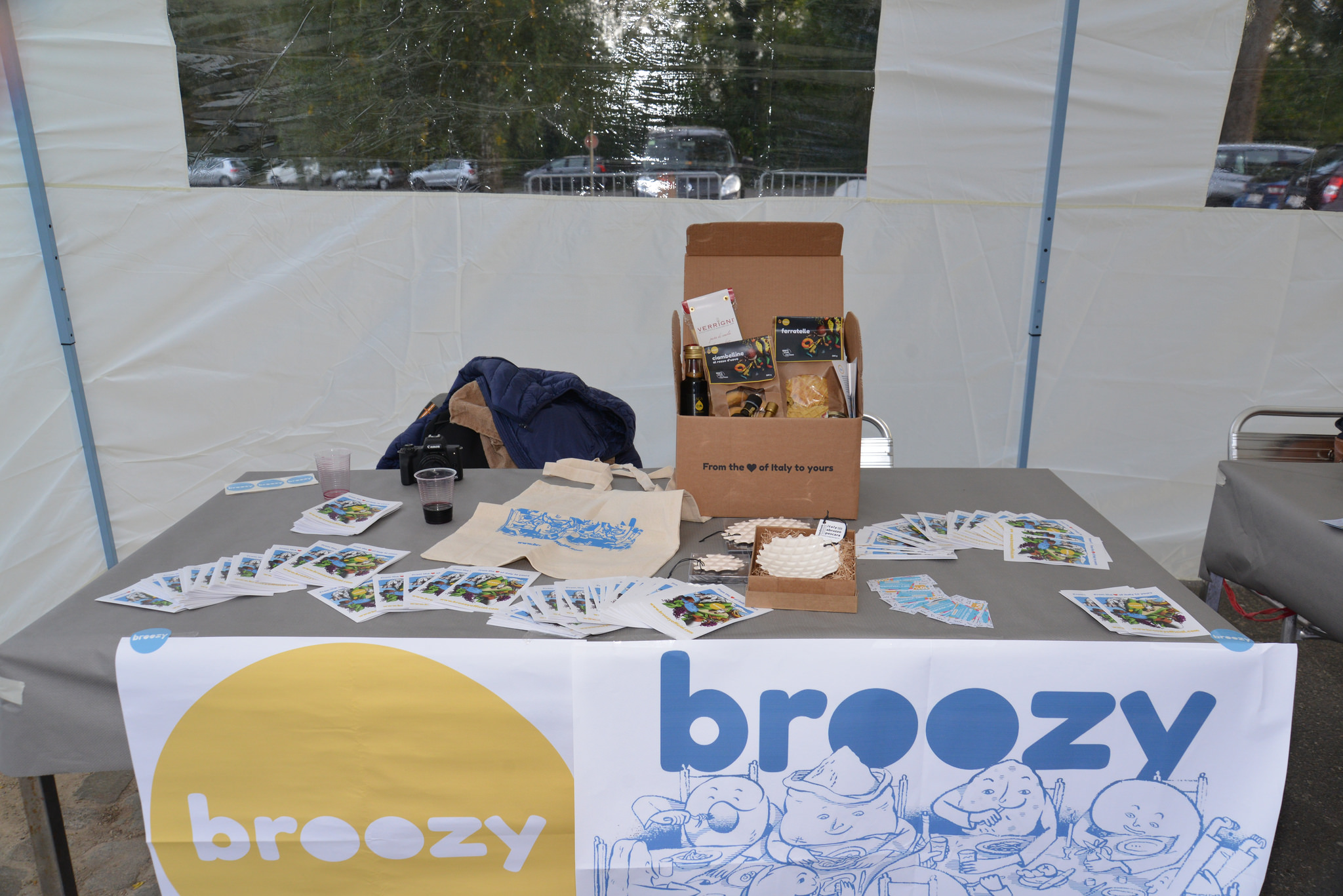 broozy rostaland 2018 abrussels bruxelles