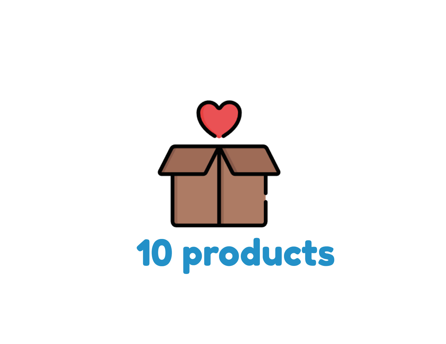 Premium Box 10 Products