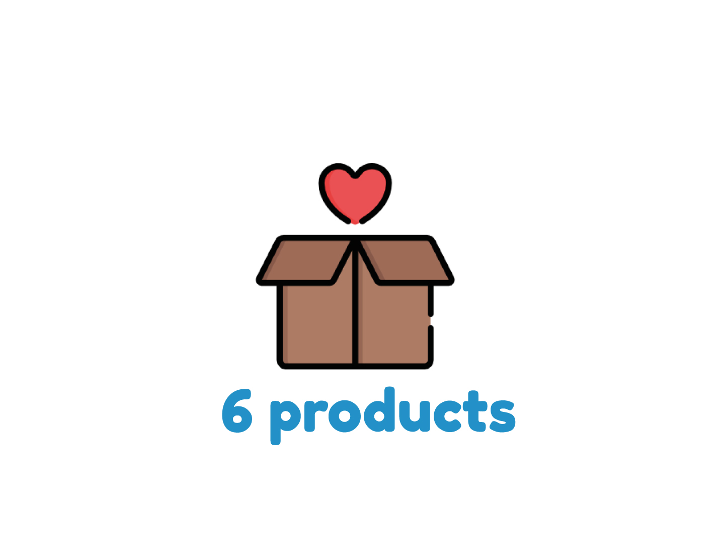 Easy Box 6 Products