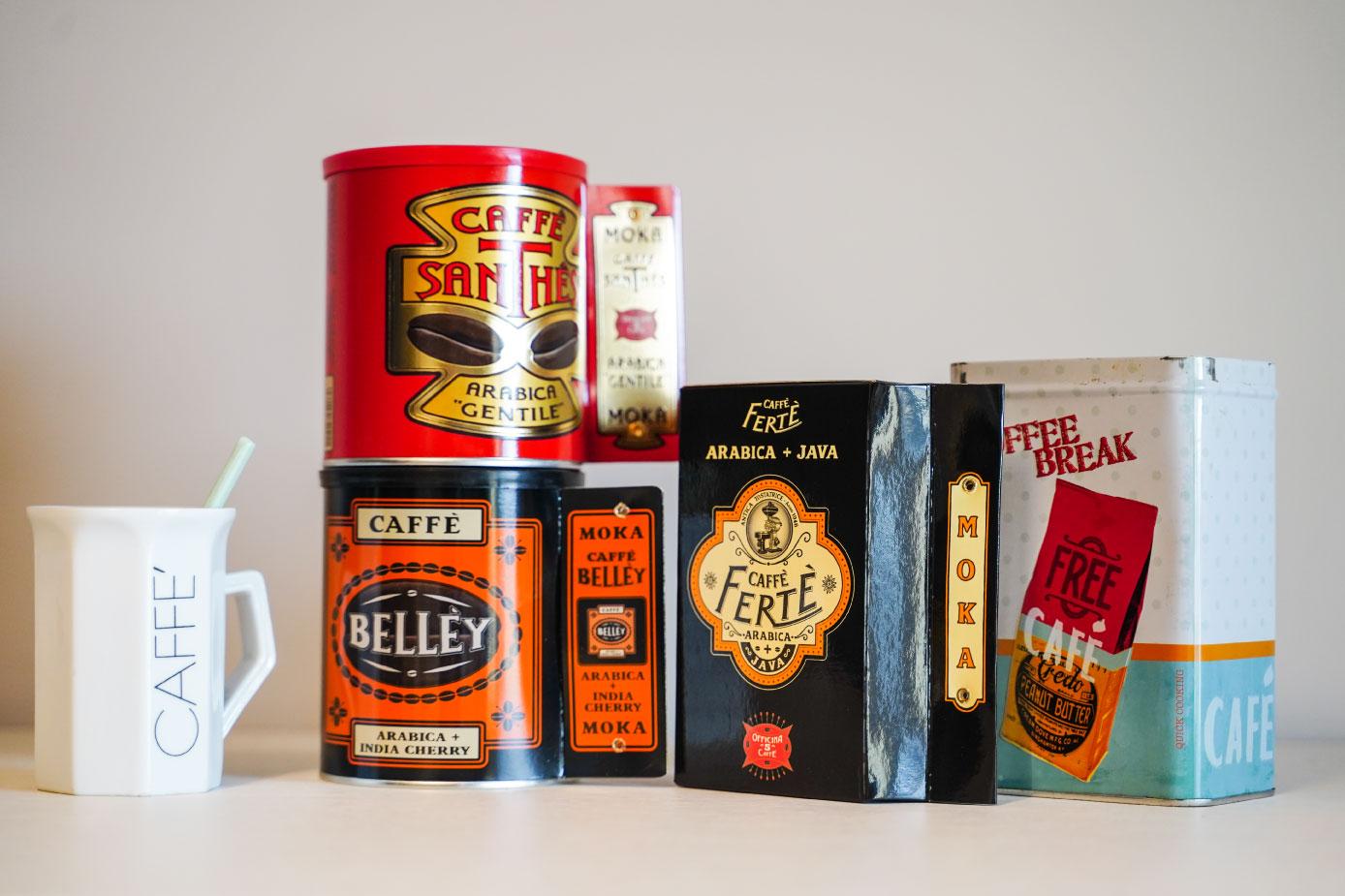 Selezione Officina 5 Caffè